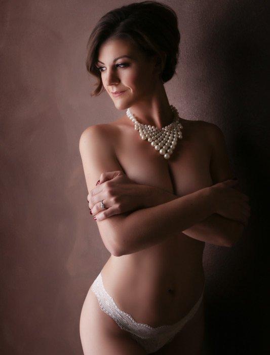 Marie O Portrait