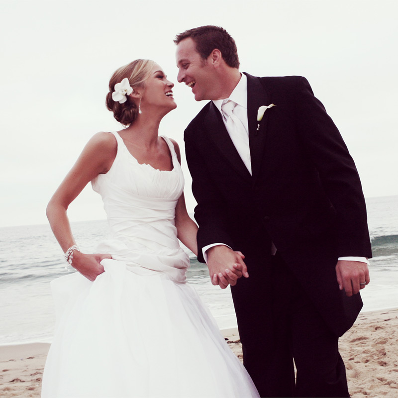 bride groom wedding photography-walking-laguna beach photojournalism candid square