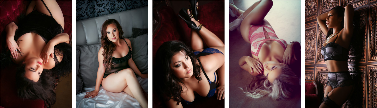Limited time $99 Boudoir Photoshoot Sale